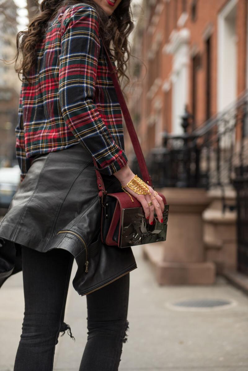 The Village Vogue | A Fashion and Lifestyle Blog by Eliza Higgins | Monika Chiang Bag