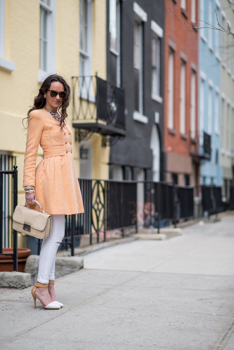 The Village Vogue | A Fashion and Lifestyle Blog by Eliza Higgins | Sweet Sorbet