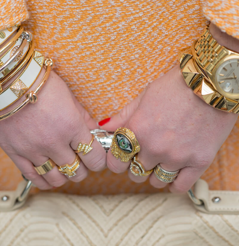 The Village Vogue | A Fashion and Lifestyle Blog by Eliza Higgins | Jewelry