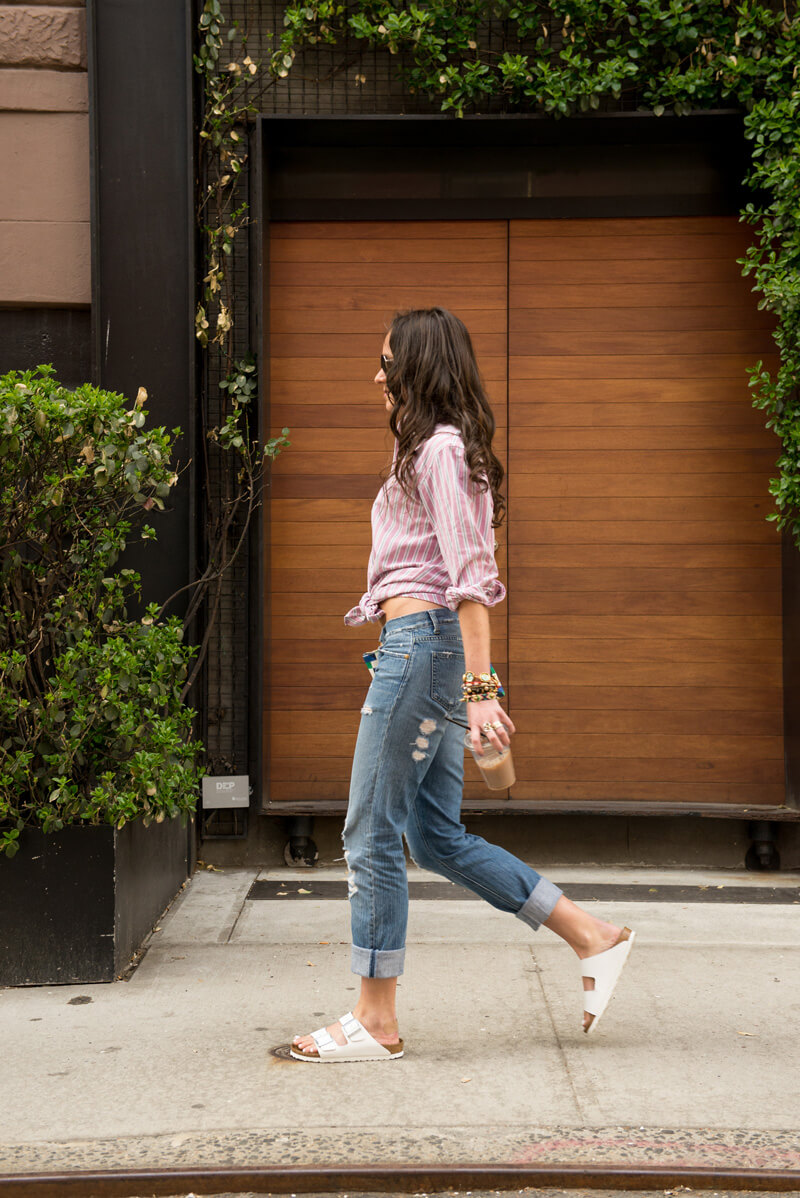 The Village Vogue | A Fashion and Lifestyle Blog by Eliza Higgins | Birkenstock for J. Crew