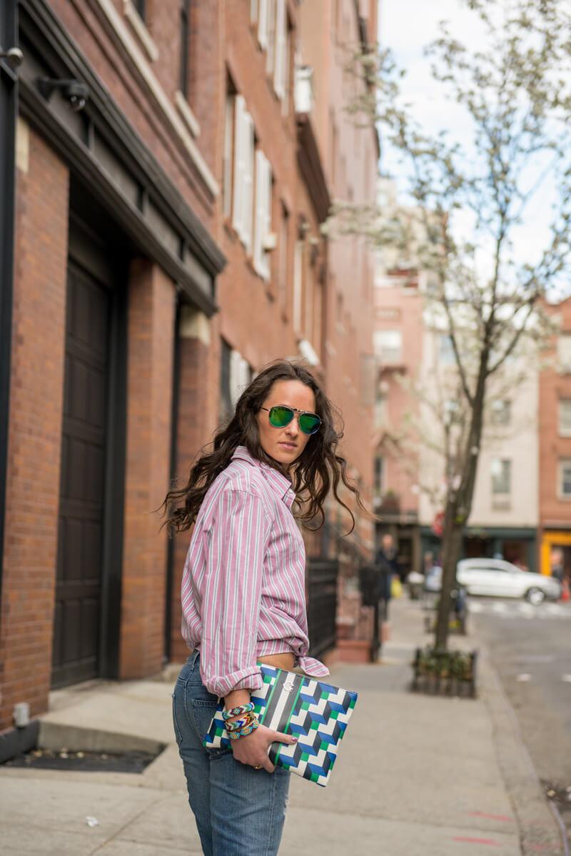 The Village Vogue | A Fashion and Lifestyle Blog by Eliza Higgins | C. Wonder Clutch