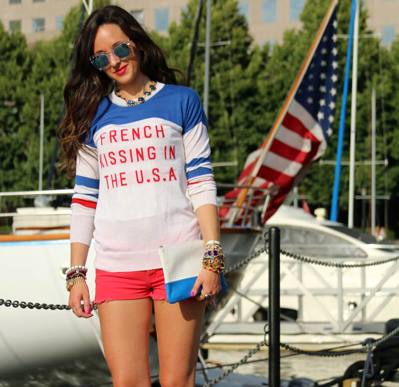 The Village Vogue | All American Summer