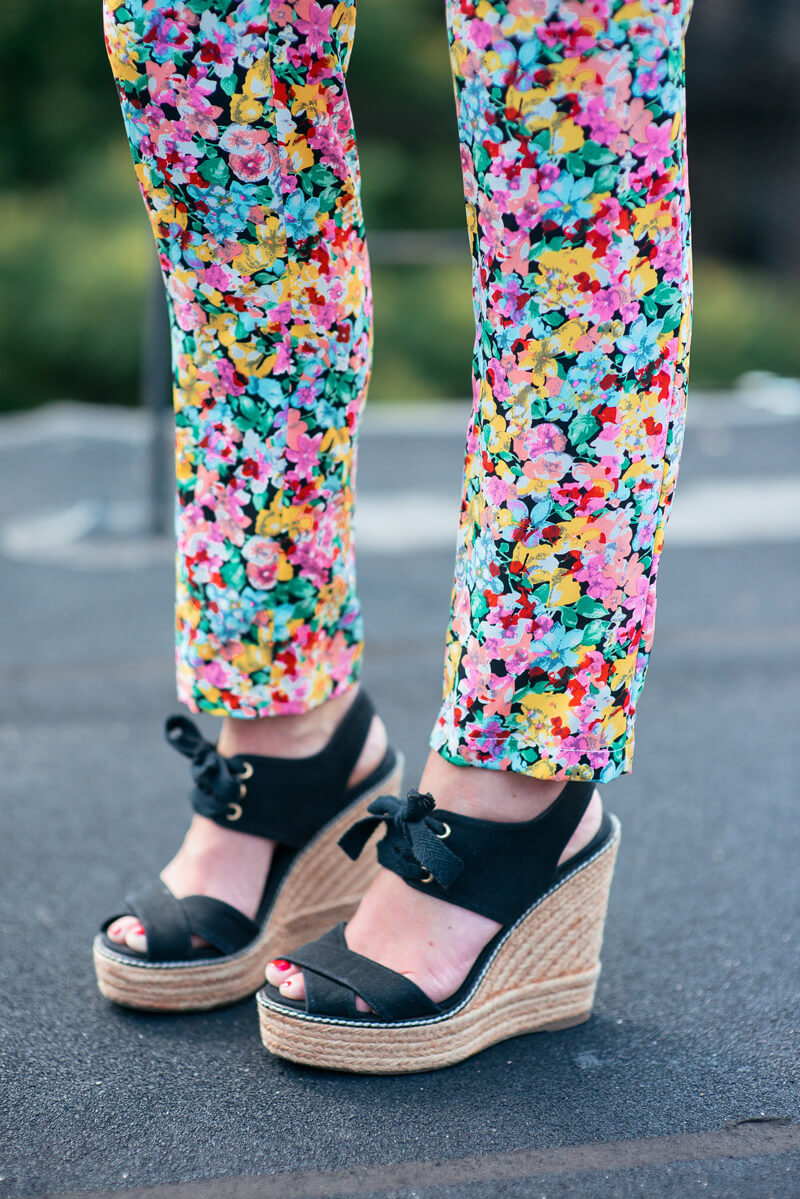 The Village Vogue | A Fashion and Lifestyle Blog by Eliza Higgins | Tory Burch Wedges