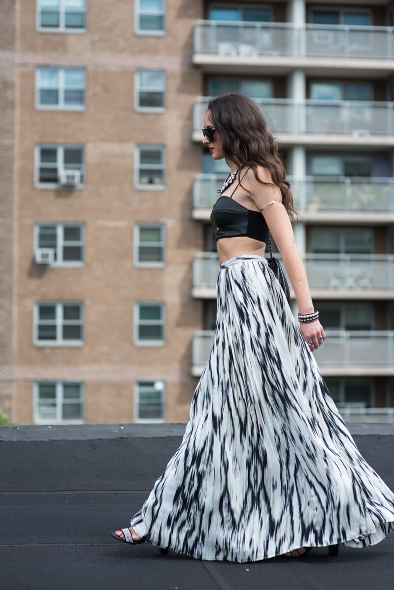 The Village Vogue | A Fashion and Lifestyle Blog by Eliza Higgins | Parker Skirt