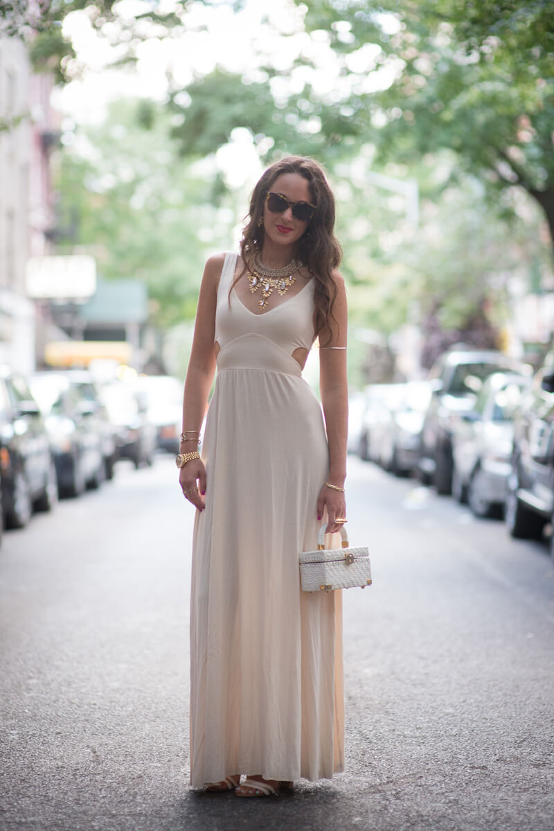 The Village Vogue - A Fashion and Lifestyle Blog by Eliza Higgins - Maxi Moment
