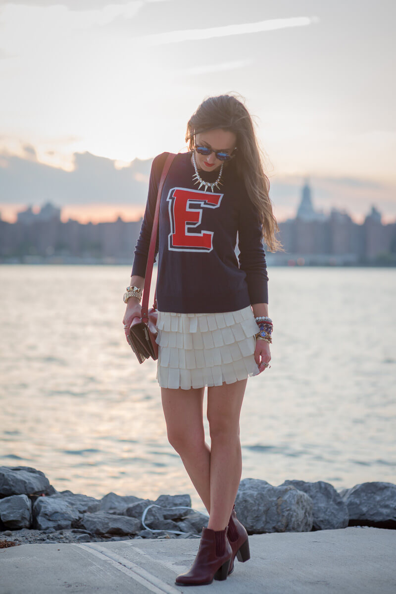 The Village Vogue - A Fashion and Lifestyle Blog by Eliza Higgins - Initial Here