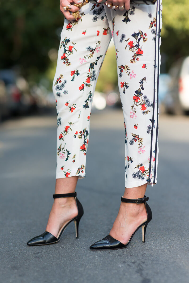 The Village Vogue - Club Monaco Lula Pumps