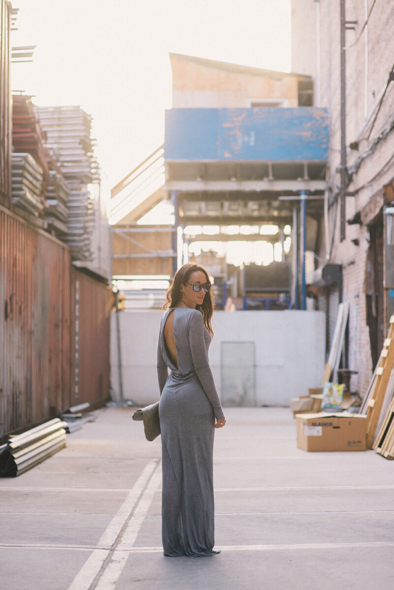 The Village Vogue - A Fashion and Lifestyle Blog by Eliza Higgins - Monotone Moment