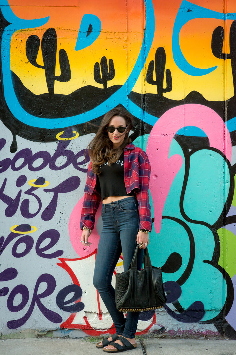 The Village Vogue - A Fashion and Lifestyle Blog by Eliza Higgins - Stay Weird