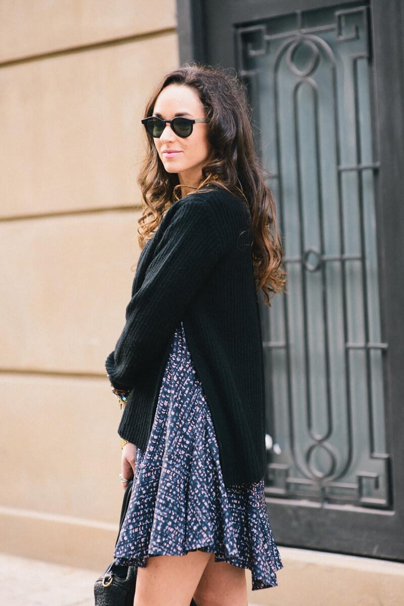 The Village Vogue - Club Monaco Dress