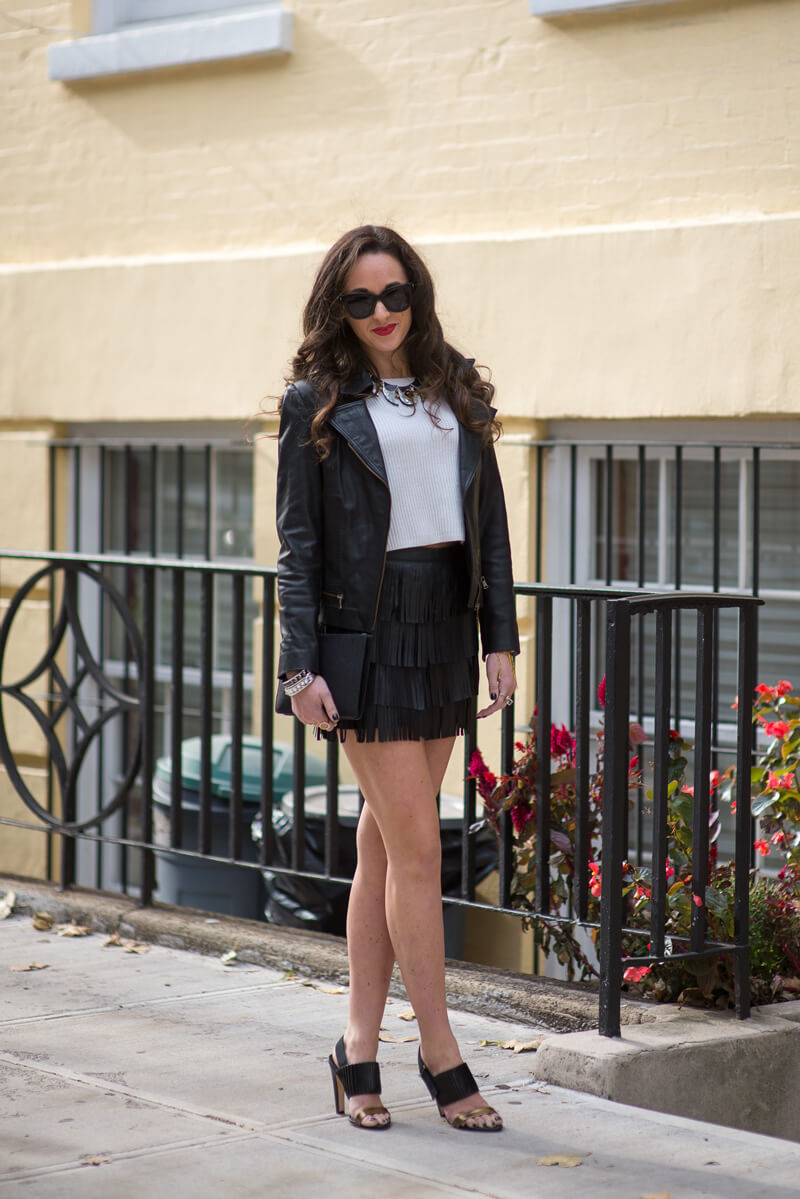 The Village Vogue - A Fashion and Lifestyle Blog by Eliza Higgins - On The Fringe