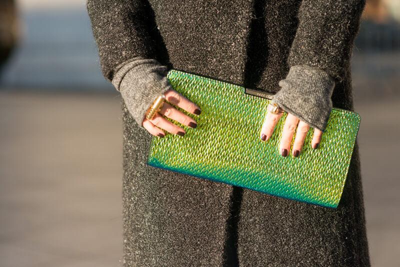 The Village Vogue - Milly Clutch