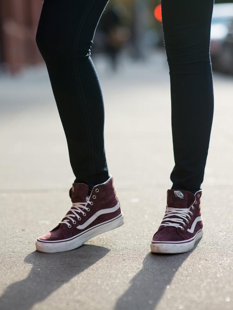 The Village Vogue - Vans Sneakers