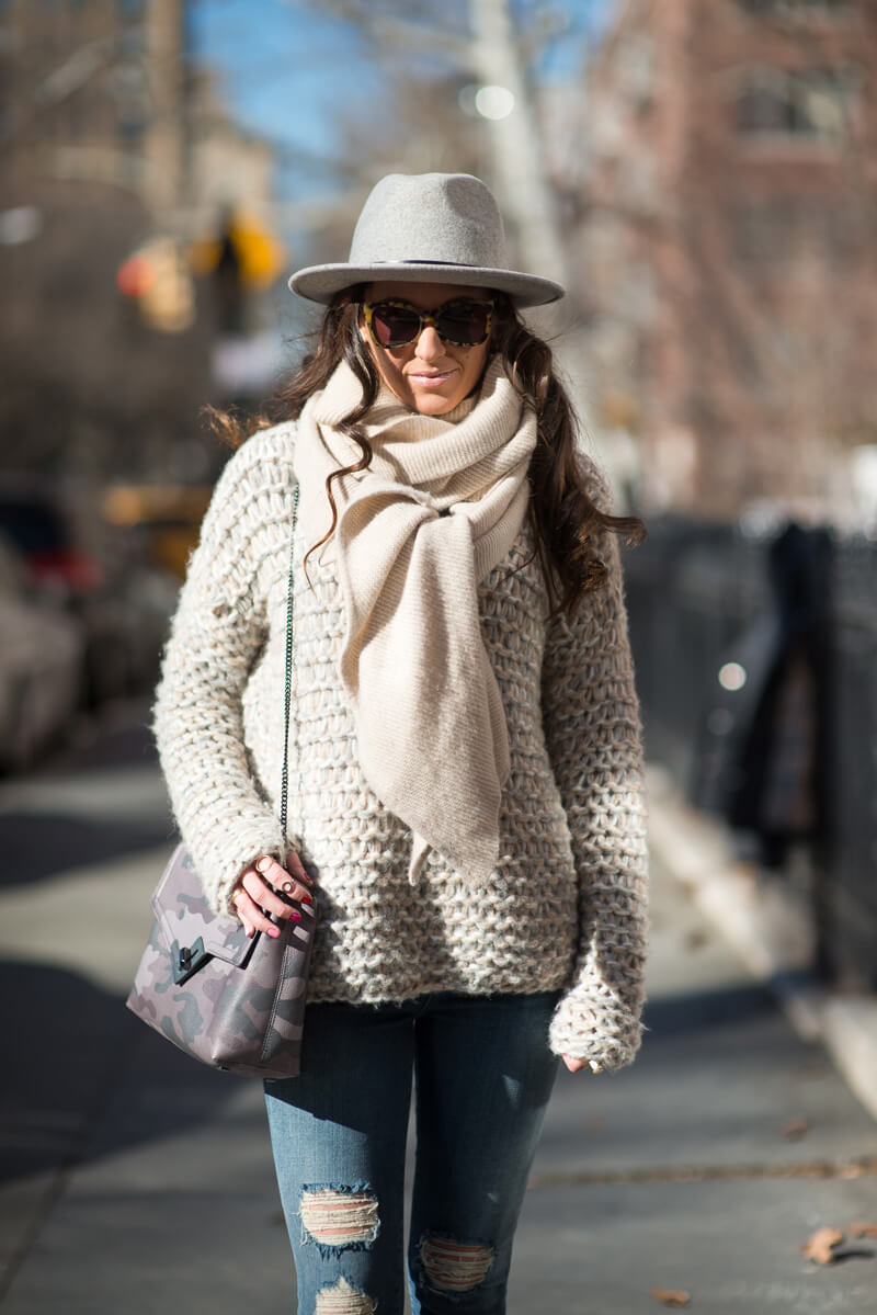 The Village Vogue - Nuanced Neutrals