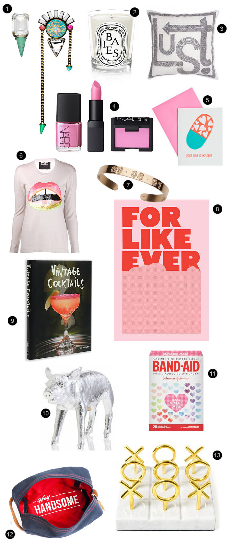The Village Vogue - Valentine's Day Gift Guide