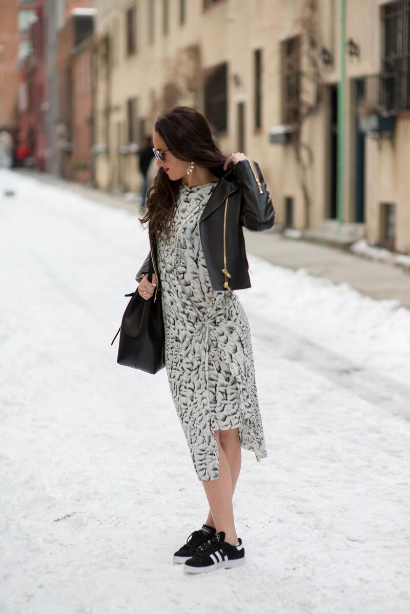 The Village Vogue - Helmut Lang Dress