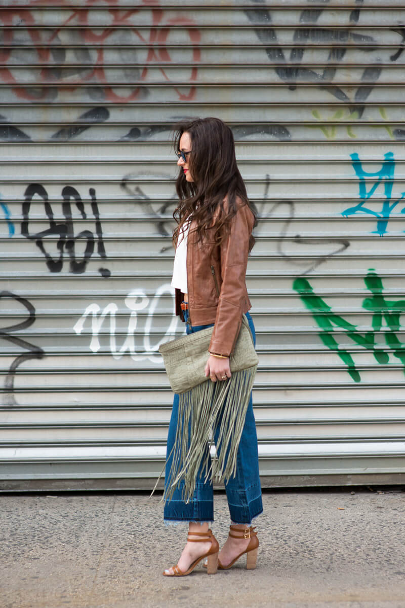 The Village Vogue - All About The Cropped Flare