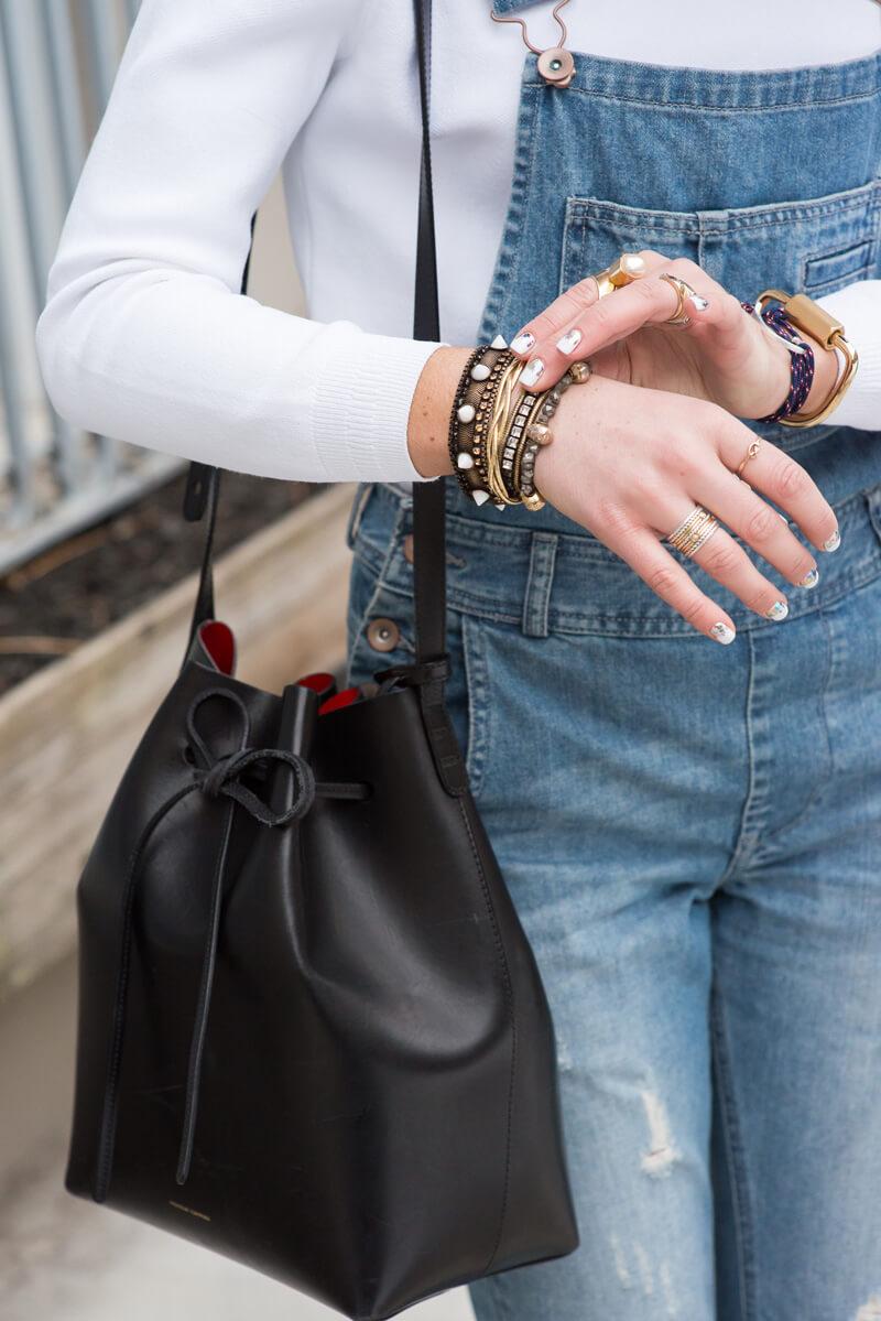 The Village Vogue - Mansur Gavriel Bucket Bag