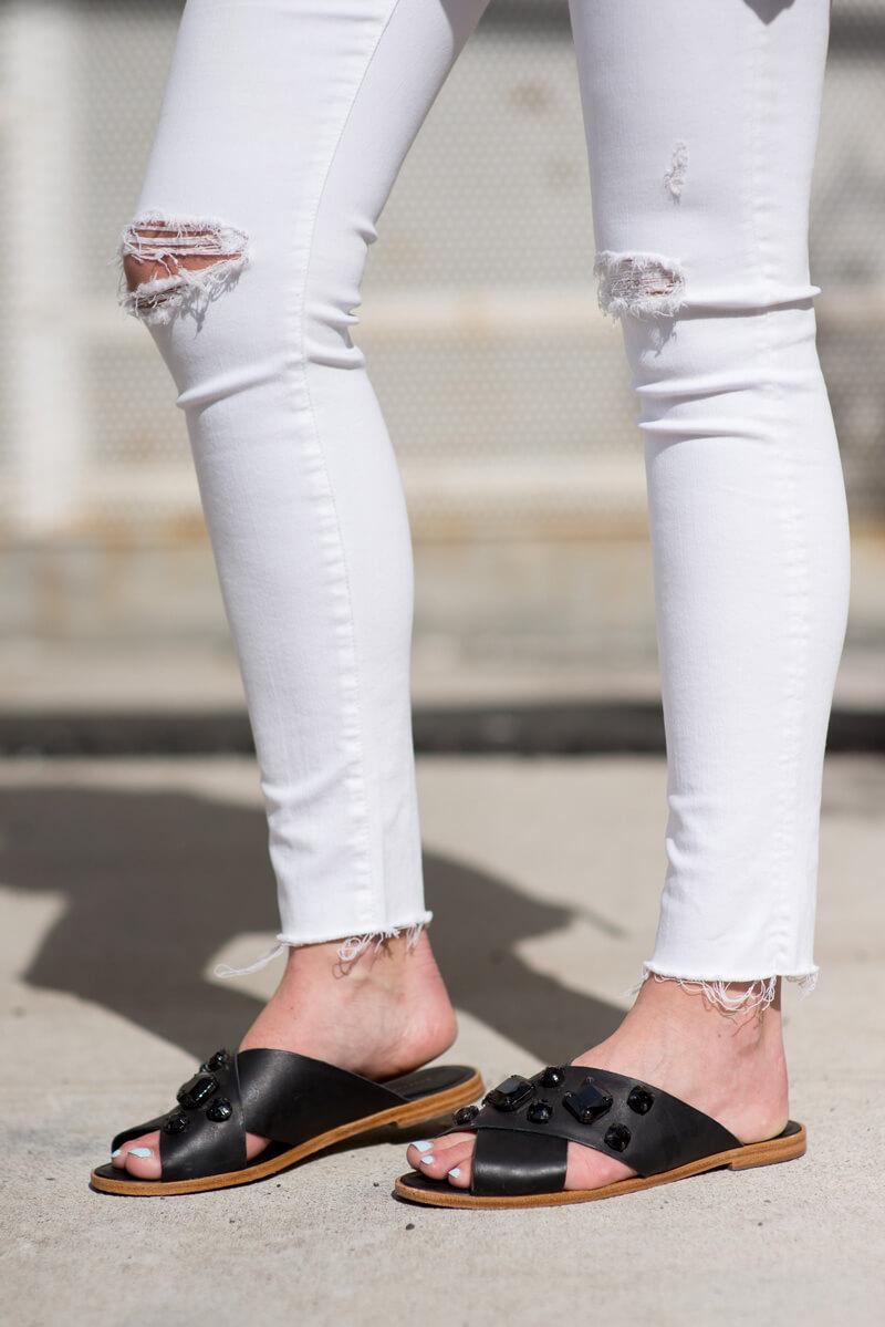 The Village Vogue - White Pants Dance