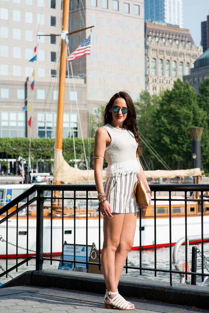 The Village Vogue - Fourth Of July