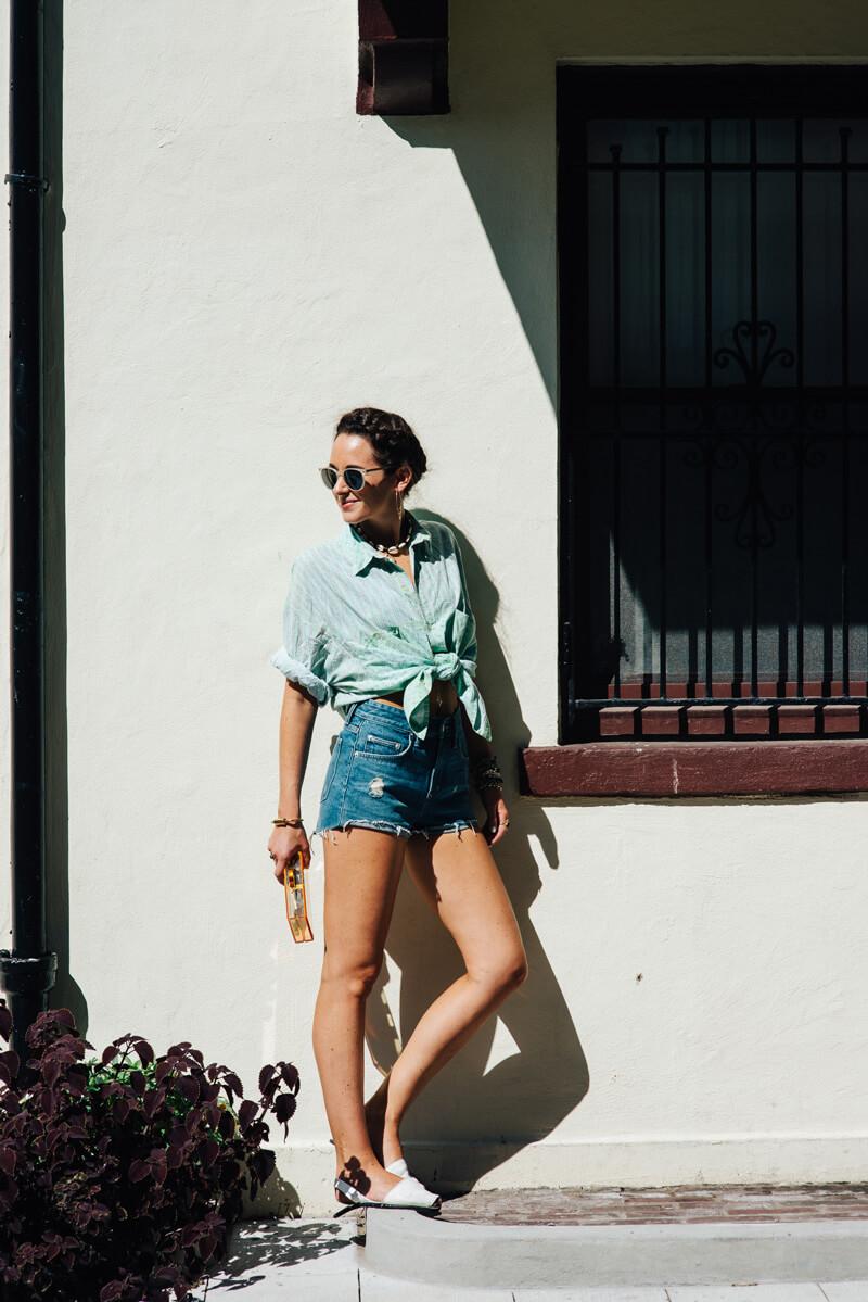 The Village Vogue - Chasing Summer