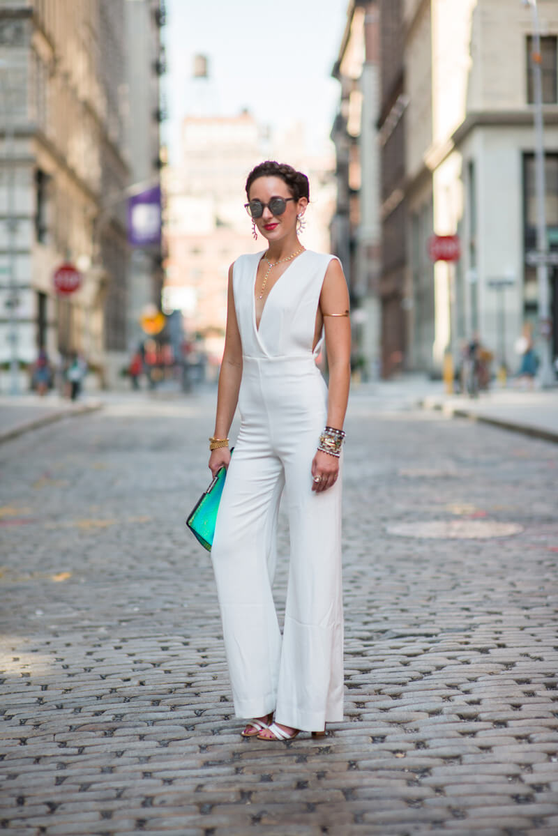 The Village Vogue - White After Labor Day