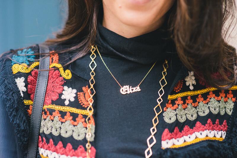 The Village Vogue - Zara Jacket