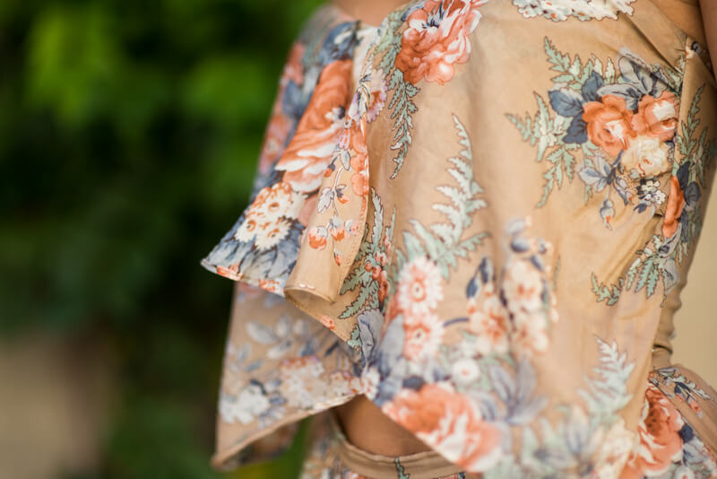 The Village Vogue - Zimmermann Dress