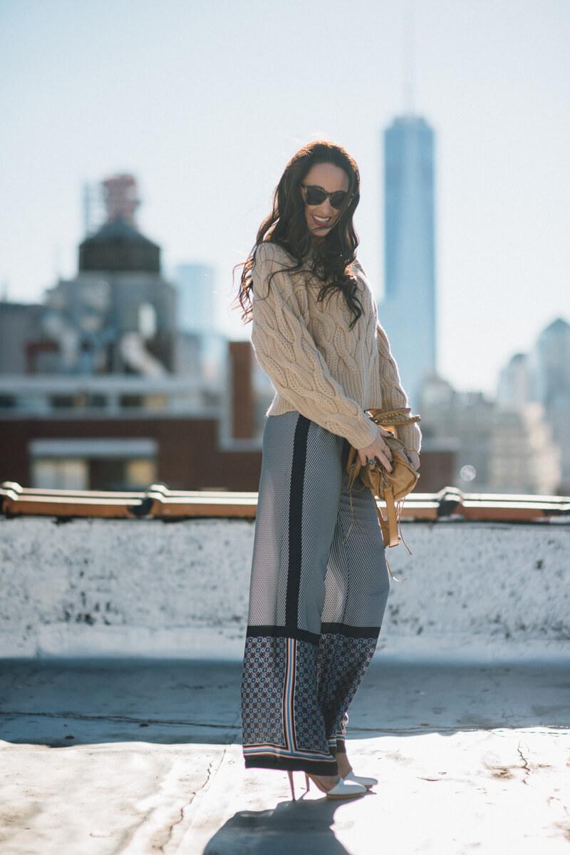 Zara Pants | thevillagevogue.com