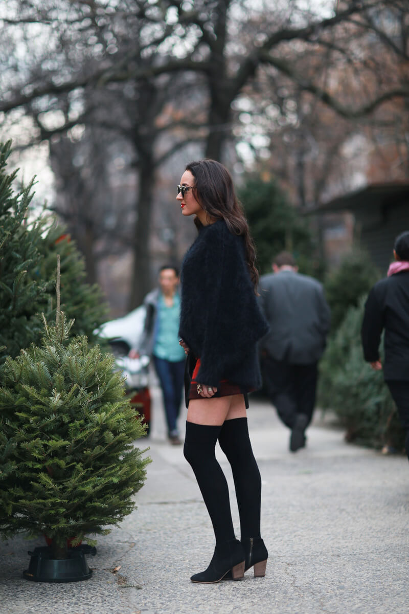 Holiday Party Outfit | thevillagevogue.com