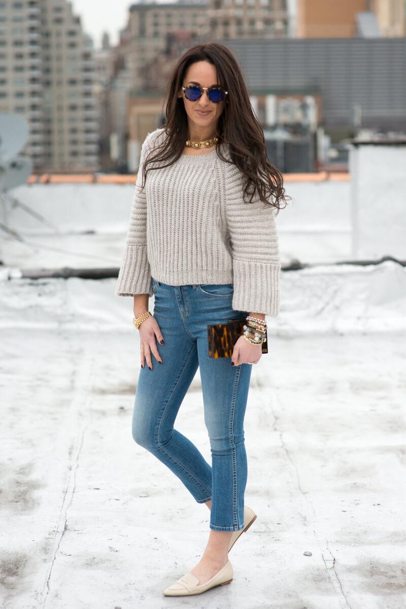 The Great Nerd Jeans | thevillagevogue.com