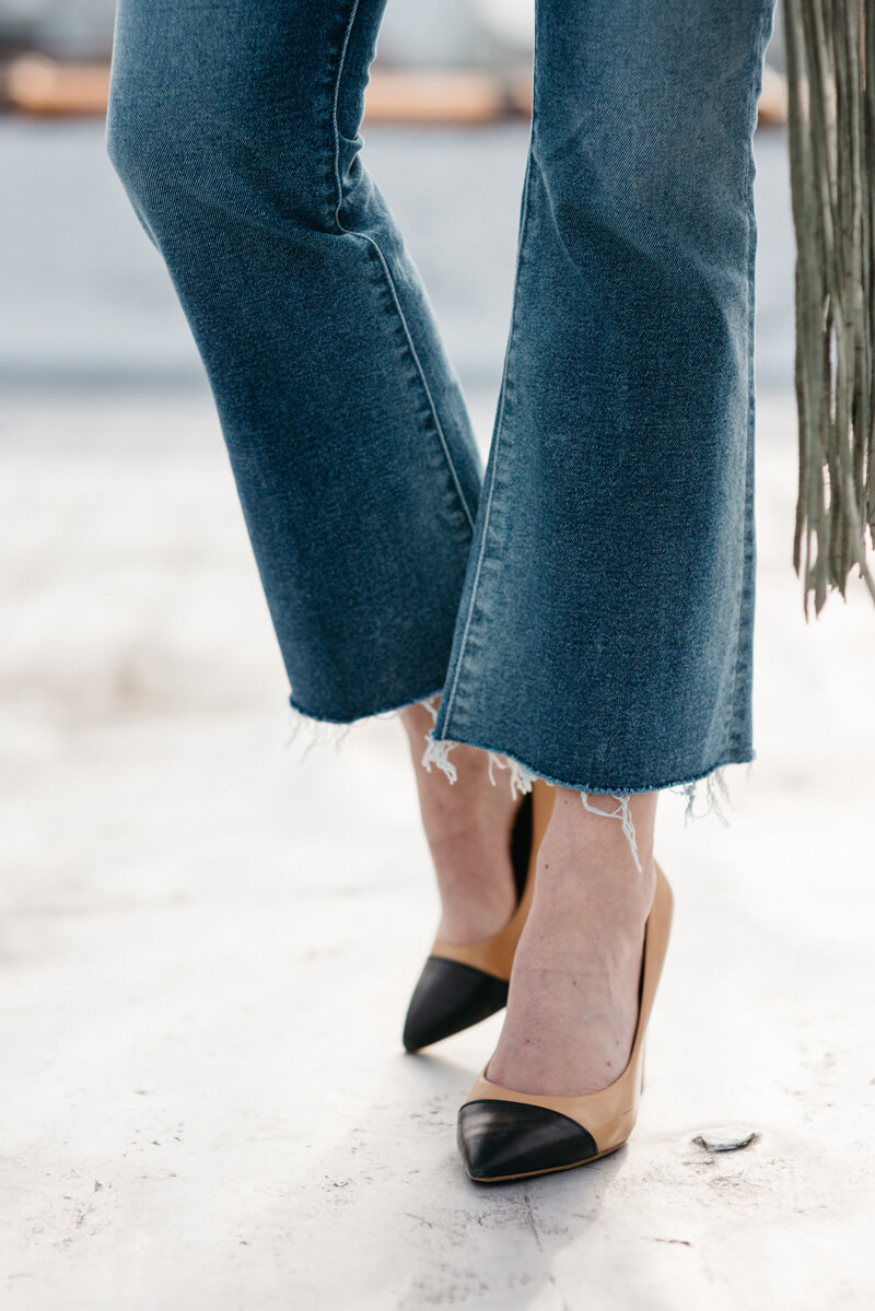 Zara heels | thevillagevogue.com