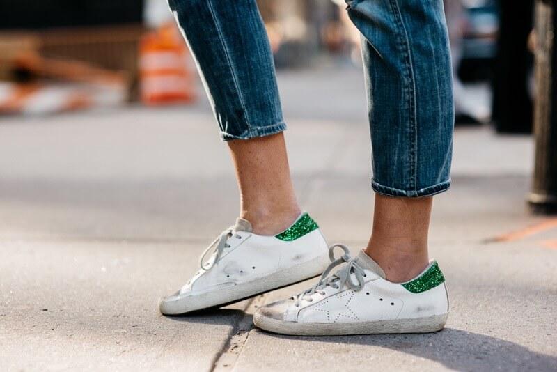Golden Goose Sneakers | thevillagevogue.com