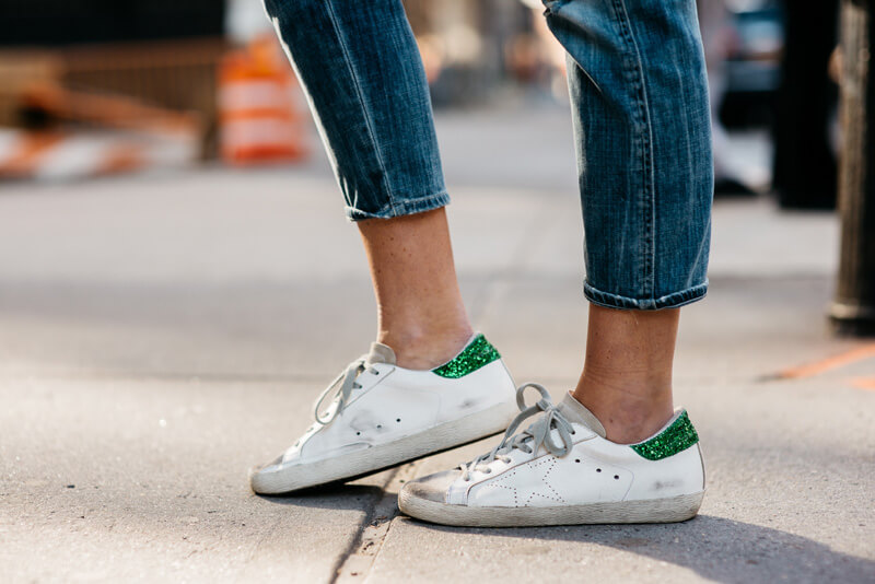 Golden Goose Sneakers | thevillagevogue.com