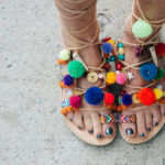 THE sandals of summer brought to you by Elina Linardaki