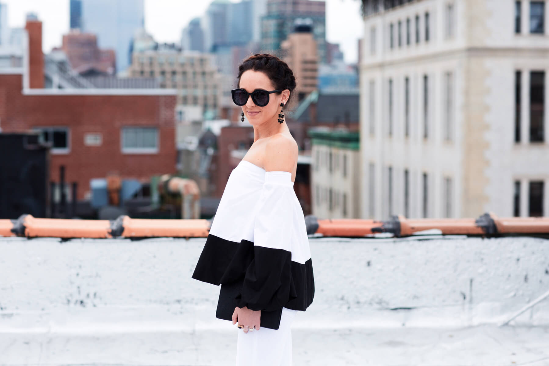 Still not over off the shoulder | thevillagevogue.com