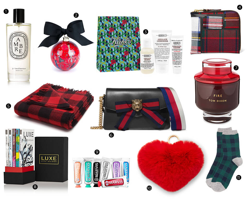 Last Minute Holiday Gift Guide   thevillagevogue.com