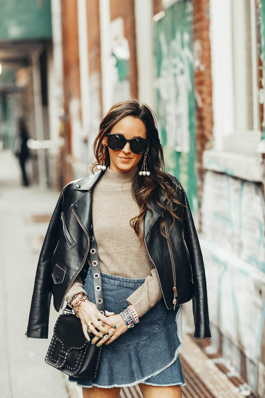 The Best Everyday Cashmere Sweater | elizahiggins.com