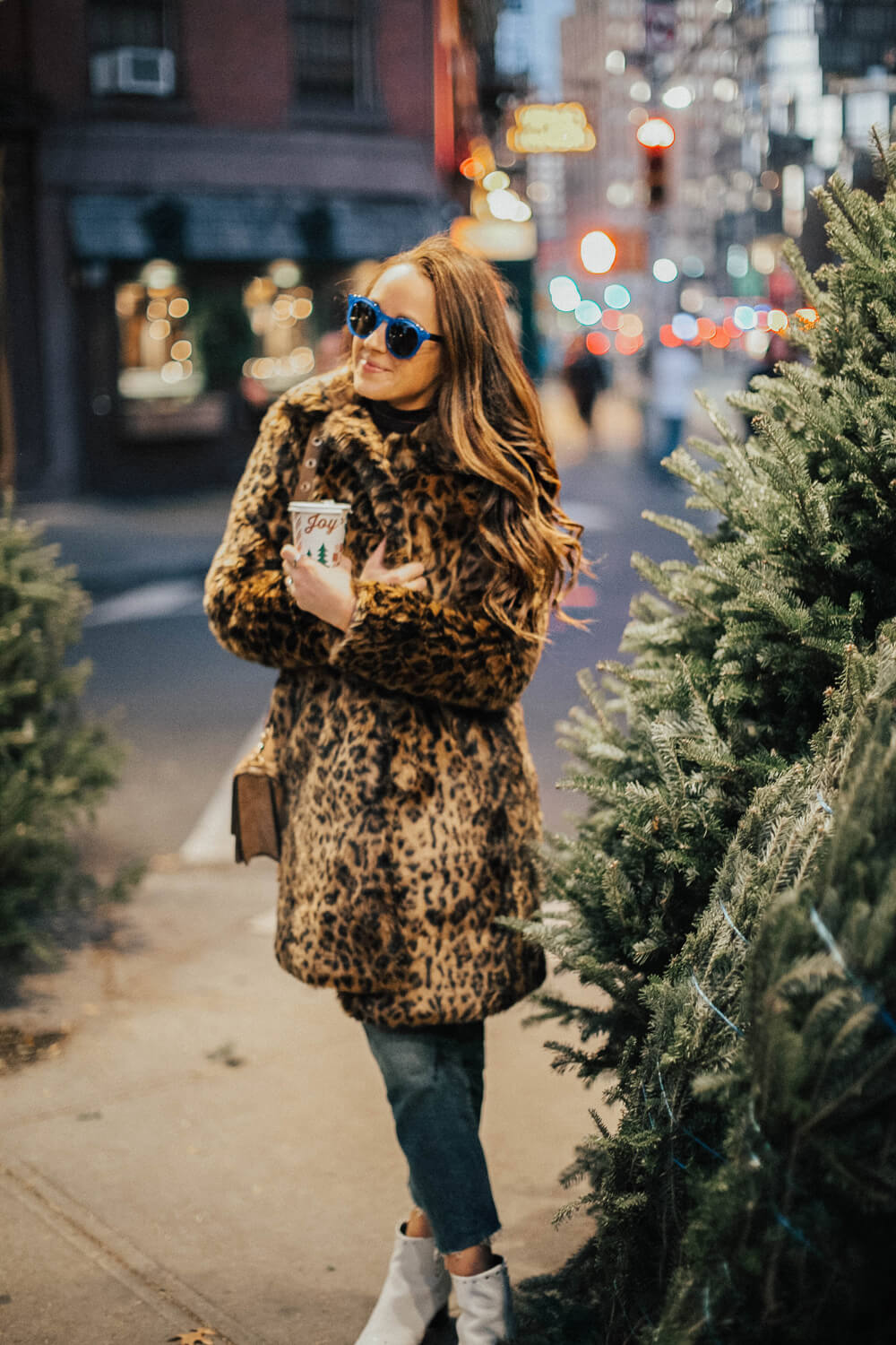 Cozy Holiday Outfits FTW | elizahiggins.com