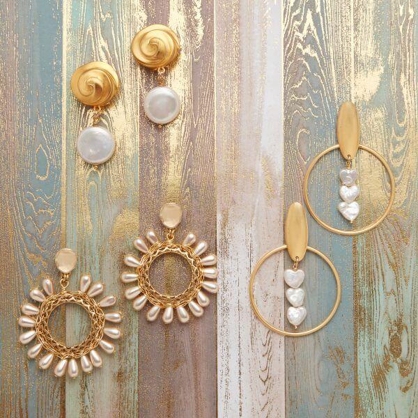 Pearl Earring Group